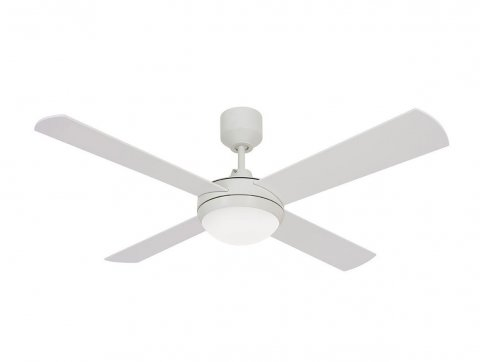 Lucci Air Futura Eco White Led