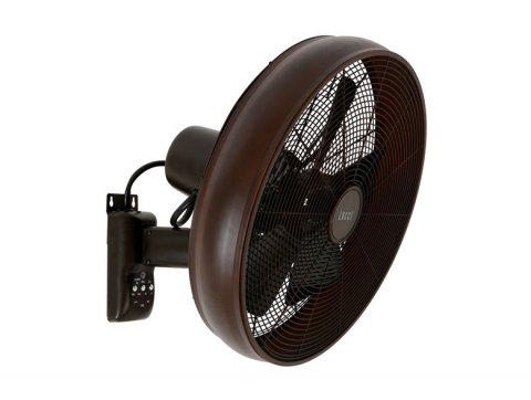 Beacon Breeze Wall Fan Oil Rubbed Bronze