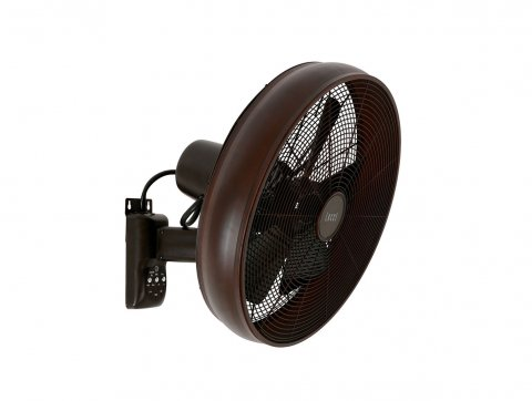 Lucci Air Breeze Wall Fan Oil Rubbed Bronze