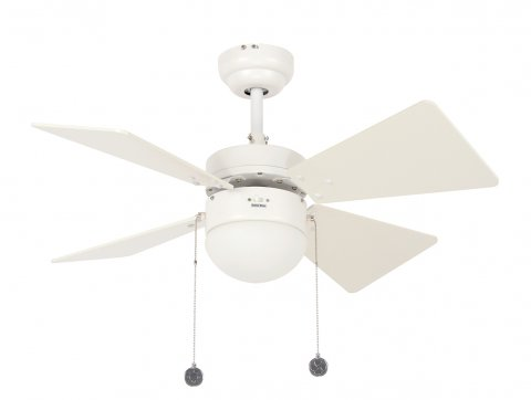 Lucci Air Breezer White